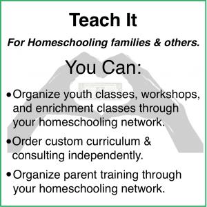 CC Teach It Parents